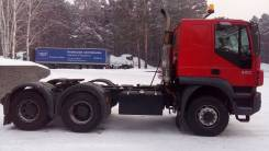 Iveco Trakker. , 12 880 куб. см., 26 000 кг.