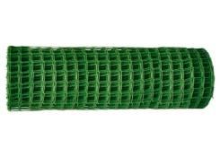 Заборная решетка в рулоне 2х25 м ячейка 22х22 мм // Россия