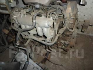 Головка блока цилиндров. Nissan Sunny, FB15 Двигатель QG15DE