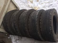 Bridgestone W900. Зимние, без шипов, 2010 год, износ: 10%, 1 шт