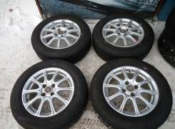 Bridgestone. 6.0x15, 4x100.00, ET45