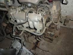 Блок цилиндров. Nissan Sunny, FB15 Двигатель QG15DE