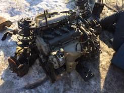 Двигатель. Nissan Bassara, JTU30 Двигатель QR25DE