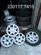 Honda. 5.5x14, 4x114.30, ET50