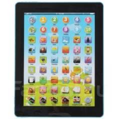Детский планшет-игрушка для развития и учебы