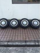 Bridgestone. 6.0x14, 4x100.00, 4x114.30, ET38