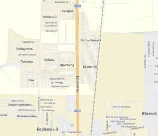 Продаю земельный участок р-н Витаминкомбинат, с/т Кубань ул. Абрикосов. 1 000 кв.м., собственность, от агентства недвижимости (посредник)
