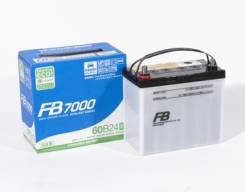 FB 7000. 48 А.ч., правое крепление, производство Япония