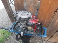 Вихрь. 25,00л.с., 2х тактный, бензин, нога S (381 мм), Год: 1987 год