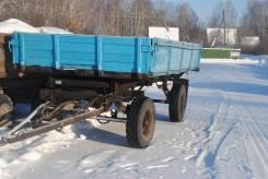 2ПТС-4. Притцеп, 10 000 кг.