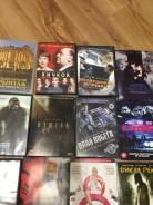 Диски с фильмами (12 шт )