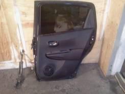 Дверь боковая. Toyota Vitz