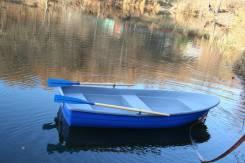 """Новая, лёгкая пластиковая лодка """"тримаран"""". Год: 2016 год, двигатель подвесной, бензин"""