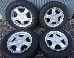 Продам колеса 185 / 70R14. 6.0x14 4x100.00, 4x114.30 ET38 ЦО 72,0мм.