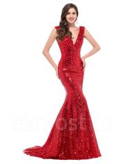 Шикарное красное платье в аренду. Прокат. Мать и дочь. Family look.