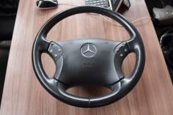 Руль. Mercedes-Benz W203 Mercedes-Benz C-Class, W203