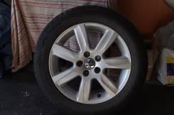 Комплект колес, идеальное состояние. 6.5x15 5x100.00 ET40