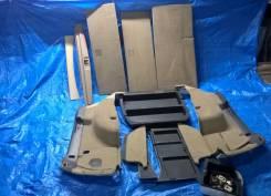 Обшивка багажника. Subaru Legacy Lancaster, BHE, BH9 Subaru Legacy, BH9, BH5, BHE