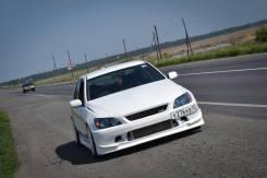 Обвес кузова аэродинамический. Toyota Altezza, GXE10, SXE10 Двигатели: 1GFE, 3SGE