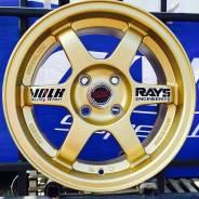 RAYS VOLK RACING. 6.5x15, 4x100.00, ET35, ЦО 73,1мм. Под заказ