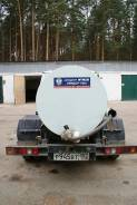 ГАЗ Газель Фермер. Цистерна 2 куба ТИП РА-2М алюминиевая, 2 000 куб. см., 2,00куб. м.