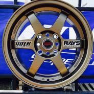 RAYS VOLK RACING. 7.0x16, 4x100.00, 4x114.30, ET35, ЦО 73,1мм. Под заказ