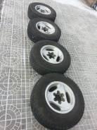 Колеса с резиной зимней Goodyear Wrangler 26570 R16. 8.0x16 6x139.70 ET5. Под заказ