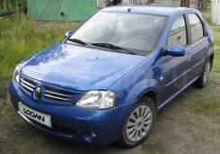 Renault Logan. LS0G, K7J