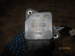 Датчик расхода воздуха. Toyota: Voltz, Ractis, Echo, WiLL VS, Corolla Spacio, Alphard, WiLL Vi, Land Cruiser, Soluna Vios, Estima, Caldina, MR-S, FJ C...