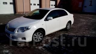 Toyota Corolla Axio. вариатор, 4wd, 1.5, бензин