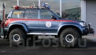 Комплект увеличения клиренса. Toyota Land Cruiser, FZJ80J, FZJ80, HZJ81V, HDJ81V, HDJ80, HZJ81, HZJ80, FZJ80G, HDJ81 Lexus LX450, FZJ80 Двигатели: 1HD...