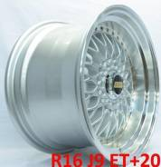 BBS. 9.0x16, 4x100.00, 4x114.30, ET20, ЦО 73,1мм.