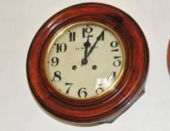 Настенные часы Junghans (Юнганс) 1910 года. Прикоснись к истории. Оригинал