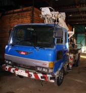 Hino Ranger. HINO Ranger автобуровая,7955кг, 6 014 куб. см., 2 000 кг.