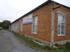 Продам помещение в Спасске-Дальнем. Улица 3-я Загородная 9/8, р-н Спасский, 2 400 кв.м.