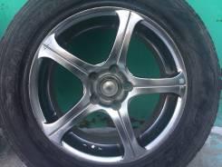 Dunlop Grandtrek AT3. Всесезонные, износ: 50%, 4 шт