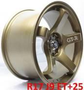 Rota R-Spec. 9.0x17, 4x100.00, 4x114.30, ET25, ЦО 73,1мм.