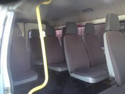 ГАЗ 32212. дизель, 2 800 куб. см., 14 мест