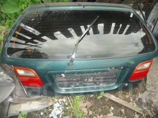 Крышка багажника. Nissan Pulsar, FNN15