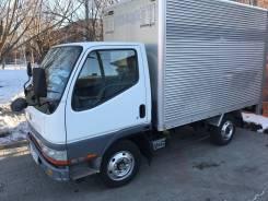 Mitsubishi Canter. Грузовой фургон, 2 835 куб. см., 1 000 кг.