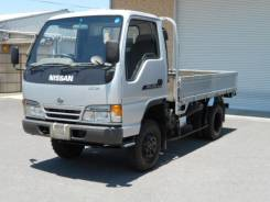 Nissan Atlas. , мостовой 4вд(! ) , двигатель 4HG1, под птс., 4 600 куб. см., 2 000 кг. Под заказ