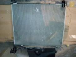 Радиатор охлаждения двигателя. Mitsubishi L200 Mitsubishi Pajero Sport
