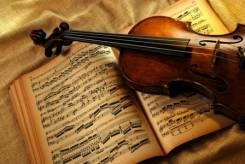 Уроки скрипки для желающих любого возраста.