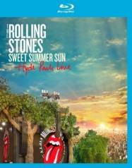 Rolling Stones: Sweet Summer Sun/Hyde Park Live [Blu-ray]