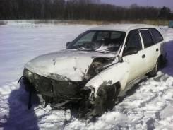 Toyota Corolla. EE102, 4EFE