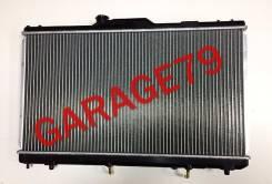 Радиатор охлаждения двигателя. Toyota Corolla Ceres, AE100, AE101 Двигатель 5AFE. Под заказ