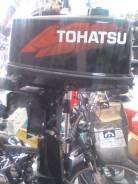 Tohatsu. 5,00л.с., 2х тактный, бензин, нога S (381 мм), Год: 2017 год