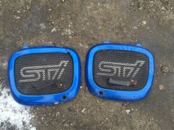 Заглушка бампера. Subaru Impreza WRX STI, GGB