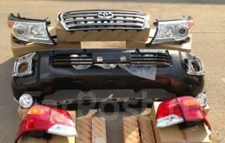 Кузовной комплект. Toyota Land Cruiser, GRJ200, J200, URJ200, UZJ200, UZJ200W, VDJ200 Двигатели: 1GRFE, 1VDFTV, 2UZFE, 3URFE