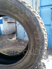 Bridgestone Blizzak DM-V2. Зимние, без шипов, 2014 год, износ: 70%, 4 шт